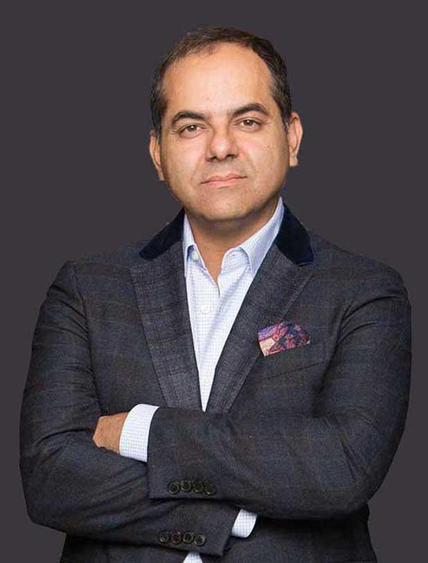 Dr Siamak Agha